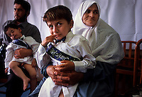 Circumcision Ceremony.Turkish housewives, angered by the influx of prostitutes and what their husbands were doing at night, created a fundamentalist Islamic movement in Trabzon.<br /> The fundamentalist Islamic political party began circumcising 300 boys in the center of town to get support for their candidate.
