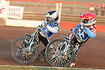 LAKESIDE HAMMERS v POOLE PIRATES<br /> FRIDAY 7THD JUNE 2013<br /> ELITE LEAGUE<br /> ARENA-ESSEX<br /> HEAT 5