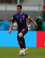 Robin Van Persie of Netherlands