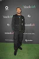 "LOS ANGELES - SEP 17:  Diggy Simmons at the POPSUGAR X ABC ""Embrace Your Ish"" Event at the Goya Studios on September 17, 2019 in Los Angeles, CA"