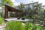 Royal Bank of Canada Garden. Designed by: Charlotte Harris. Sponsored by: Royal Bank of Canada. RHS Chelsea Flower Show 2017. Stand no. Show Garden 336