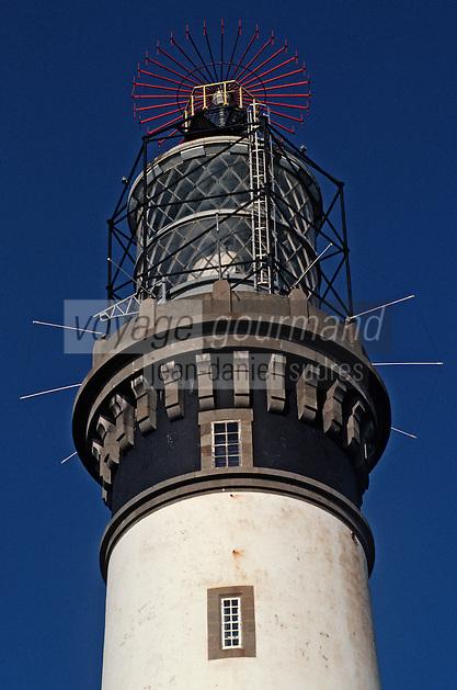 Europe/France/Bretagne/29/Finistère/Ile d'Ouessant: Le phare de Créac'h