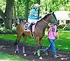 Prospect Golden in The International Ladies FEGENTRI  race at Delaware Park on 6/13/16