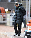 22/11/2009  Copyright  Pic : James Stewart.sct_jspa18_dundee_utd_v_celtic  . :: A DEJECTED TONY MOWBRAY WATCHES HIS SIDE LOSE THE DUNDEE UTD :: .James Stewart Photography 19 Carronlea Drive, Falkirk. FK2 8DN      Vat Reg No. 607 6932 25.Telephone      : +44 (0)1324 570291 .Mobile              : +44 (0)7721 416997.E-mail  :  jim@jspa.co.uk.If you require further information then contact Jim Stewart on any of the numbers above.........