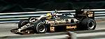Ayrton Senna, Lotus 98T, Detroit 1986