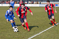 Eastbourne Borough FC (0) v Welling United FC (3) 01.04.13