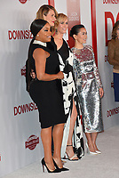 Niecy Nash, Laura Dern, Kristen Wiig &amp; Hong Chau at the special screening of &quot;Downsizing&quot; at the Regency Village Theatre, Westwood, USA 18 Dec. 2017<br /> Picture: Paul Smith/Featureflash/SilverHub 0208 004 5359 sales@silverhubmedia.com