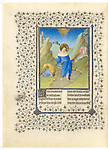 The Belles Heures of Jean de France, Duc de Berry - Herman, Paul, and Jean de Limbourg, 1409