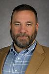 Michael Wright, University Registrar, Enrollment Management and Marketing, DePaul University, is pictured Feb. 27, 2018. (DePaul University/Jeff Carrion)