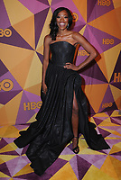 07 January 2018 - Beverly Hills, California - Yvonne Orji. 2018 HBO Golden Globes After Party held at The Beverly Hilton Hotel in Beverly Hills. <br /> CAP/ADM/BT<br /> &copy;BT/ADM/Capital Pictures