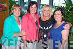 Pictured at the Donegal Association in Kerry's inaugural meeting in the Quality Hotel, Killarney on Saturday night were Rosanne Fogarty, Annette Horgan, Nereen Kelly and Marian Higgins.
