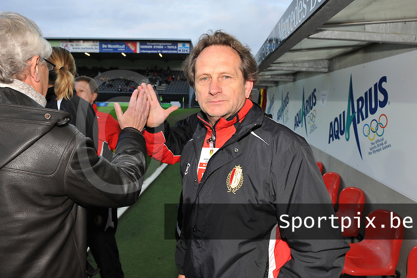 Bekerfinale 2012 : WD Lierse SK - Standard Femina :.Patrick Wachel.foto David Catry / Joke Vuylsteke / Vrouwenteam.be