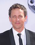 Seth Myers. at The 64th Anual Primetime Emmy Awards held at Nokia Theatre L.A. Live in Los Angeles, California on September  23,2012                                                                   Copyright 2012 Hollywood Press Agency