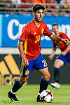 Marco Asensio of Spain during the friendly match between Spain and Colombia at Nueva Condomina Stadium in Murcia, jun 07, 2017. Spain. (ALTERPHOTOS/Rodrigo Jimenez)