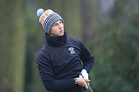 Thomas Matthews (Oswestry GC) during the first round of the Peter McEvoy Trophy played at Copt Heath Golf Club, Solihull, England. 11/04/2018.<br /> Picture: Golffile | Phil Inglis<br /> <br /> <br /> All photo usage must carry mandatory copyright credit (&copy; Golffile | Phil Inglis)