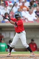 September 5, 2009: Domnit Bolivar of the Quad City River Bandits. The River Bandits are the Midwest League affiliate for the St. Louis Cardinals. Photo by: Chris Proctor/Four Seam Images