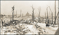BNPS.co.uk (01202 558833)<br /> Pic: Pen&amp;Sword/BNPS<br /> <br /> A blanket of snow covers shell-damaged Kemmel, with the ruins of the church clearly visible in the distance. January 1919.<br /> <br /> A poignant collection of images which were taken by a photographer who documented the graves of fallen soldiers on the Western Front have come to light in a new book.<br /> <br /> Ivan Bawtree was one of only three professional photographers assigned to the the Graves Registration Units to photograph and record the graves of fallen First World War soldiers on behalf of grieving relatives. <br /> <br /> His powerful photos of northern France and Flanders are a haunting reminder of the horrors of war and a fascinating insight into the early work of the Imperial War Graves Commission. <br /> <br /> Prior to the First World War, the casualties of war were generally buried in unmarked mass graves.