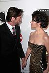 Hugh Jackman and Catherine Zeta Jones at 'A Fine Romance' at Sony Studios, Los Angeles, California..Photo by Nina Prommer/Milestone Photo