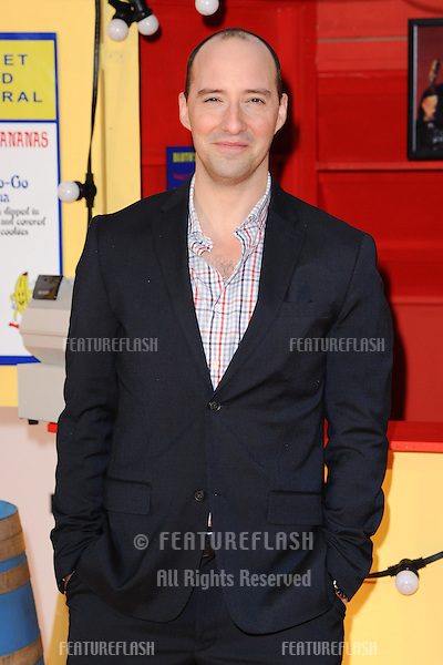 "Tony Hale arriving for the ""Arrested Development"", Season Four  premiere at the Vue, Leicester Square, London. 09/05/2013 Picture by: Steve Vas / Featureflash"