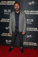 "04 February 2019 - Hollywood, California - Rizwan Manji. ""The Man Who Killed Hitler and Then the Bigfoot"" Los Angeles Premiere held at Arclight Hollywood. Photo Credit: Faye Sadou/AdMedia"