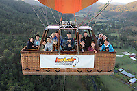 20150921 September 21 Hot Air Balloon Gold Coast