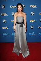 BEVERLY HILLS, CA - FEBRUARY 3: Reed Morano at the 70th Annual DGA Awards at The Beverly Hilton Hotel in Beverly Hills, California on February 3, 2018. <br /> CAP/MPI/FS<br /> &copy;FS/MPI/Capital Pictures