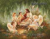 Dona Gelsinger, EASTER RELIGIOUS, paintings(USGE0203,#ER#) Ostern, religiös, Pascua, relgioso, illustrations, pinturas