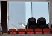 09/03/2019 Sky Bet League 1 Blackpool v Southend United<br /> <br /> Empty seats in the executive box used by Owen Oyston