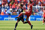 08.06.2019., stadium Gradski vrt, Osijek - UEFA Euro 2020 Qualifying, Group E, Croatia vs. Wales.  Luka Modric. <br /> <br /> Foto © nordphoto / Davor Javorovic/PIXSELL
