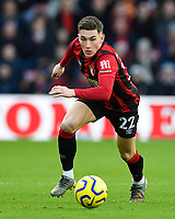 Harry Wilson of Bournemouth during AFC Bournemouth vs Watford, Premier League Football at the Vitality Stadium on 12th January 2020