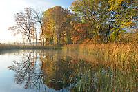 Seven Ponds Trail<br /> Tinker's Creek State Nature Preserve<br /> Portage County<br /> Ohio
