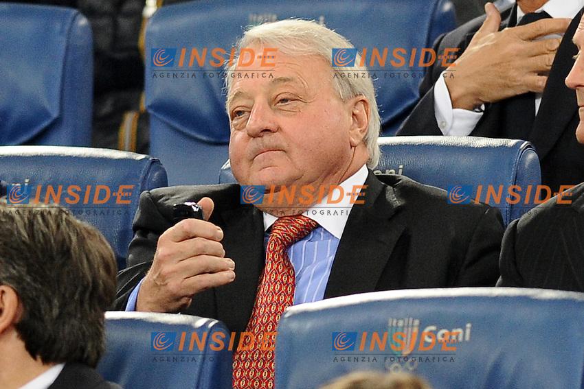 Thomas Di Benedetto..Roma, 16/10/2011 Stadio Olimpico.Football Calcio 2011/2012 .Lazio vs Roma 2-1.Campionato di calcio Serie A.Foto Insidefoto Antonietta Baldassarre