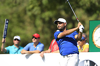 Alexander Levy (FRA) during the 1st round of the DP World Tour Championship, Jumeirah Golf Estates, Dubai, United Arab Emirates. 15/11/2018<br /> Picture: Golffile | Fran Caffrey<br /> <br /> <br /> All photo usage must carry mandatory copyright credit (© Golffile | Fran Caffrey)