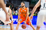 Valencia Basket's Diot during the first match of the Semi Finals of Liga Endesa Playoff at Barclaycard Center in Madrid. June 02. 2016. (ALTERPHOTOS/Borja B.Hojas)