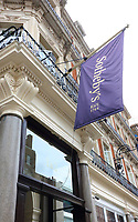 Views of Iconic London, Hotels, Fashion and Restaurants. October 8th 2018<br /> Pictured - Sothebys<br /> CAP/ROS<br /> &copy;ROS/Capital Pictures