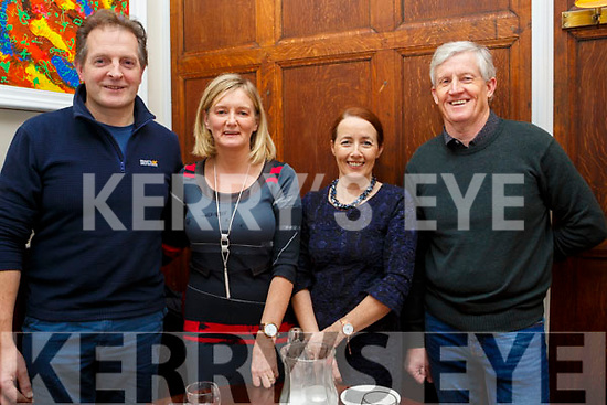 Enjoying the evening out in the Denny Lane after taking part in the Jimmy Duffy memorial cycle earlier on Saturday last. L-r, Denis and Lillian Culhane, Katie and Mike Jordan.