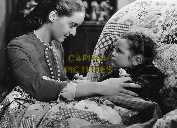 BETTE DAVIS With Marlene Burnett (R).in The Old Maid.*Filmstill - Editorial Use Only*.CAP/PLF.Supplied by Capital Pictures.