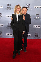 Los Angeles CA Apr 11: Meg Ryan and Bily Crystal, arrive to 2019 TCM Classic Film Festival Opening Night Gala And 30th Anniversary Screening Of &quot;When Harry Met Sally&quot;, TCL Chinese Theatre, Los Angeles, USA on April 11, 2019 <br /> CAP/MPI/FS<br /> &copy;FS/MPI/Capital Pictures