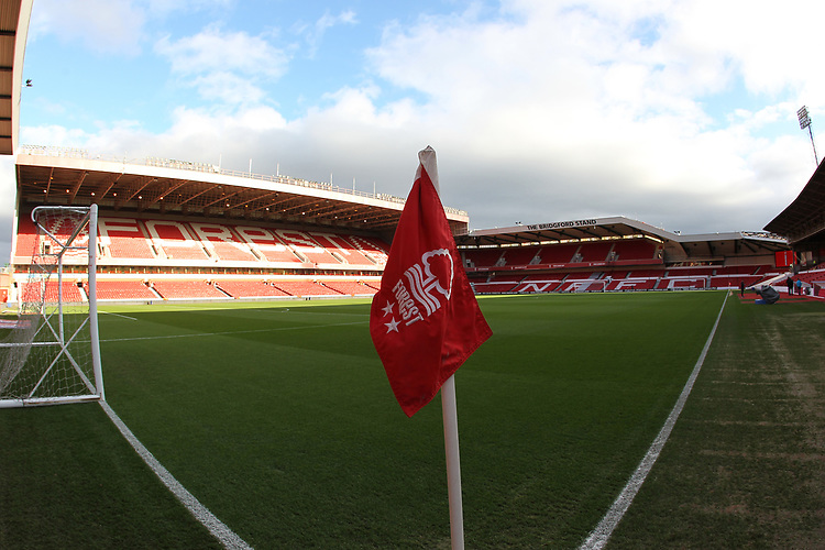 A general view of The City Ground the home of Nottingham Forest<br /> <br /> Photographer Mick Walker/CameraSport<br /> <br /> The EFL Sky Bet Championship - Nottingham Forest v Leeds United - Tuesday 1st January 2019 - The City Ground - Nottingham<br /> <br /> World Copyright © 2019 CameraSport. All rights reserved. 43 Linden Ave. Countesthorpe. Leicester. England. LE8 5PG - Tel: +44 (0) 116 277 4147 - admin@camerasport.com - www.camerasport.com