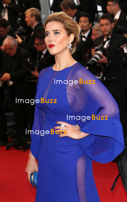 CPE/Vahina giocante attends the Opening Ceremony and 'The Great Gatsby' Premiere during the 66th Annual Cannes Film Festival at the Theatre Lumiere on May 15, 2013 in Cannes, France.