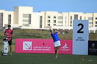 Marianne Skarpnord (NOR) during the final round of the Fatima Bint Mubarak Ladies Open played at Saadiyat Beach Golf Club, Abu Dhabi, UAE. 12/01/2019<br /> Picture: Golffile | Phil Inglis<br /> <br /> All photo usage must carry mandatory copyright credit (&copy; Golffile | Phil Inglis)