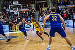 Kerron JOHNSON (#3 MHP Riesen Ludwigsburg) \Karsten TADDA (#9 EWE Baskets Oldenburg) \Mickey MCCONNELL (#32 EWE Baskets Oldenburg) \ beim Spiel MHP RIESEN Ludwigsburg - EWE Baskets Oldenburg.<br /> <br /> Foto &copy; PIX-Sportfotos *** Foto ist honorarpflichtig! *** Auf Anfrage in hoeherer Qualitaet/Aufloesung. Belegexemplar erbeten. Veroeffentlichung ausschliesslich fuer journalistisch-publizistische Zwecke. For editorial use only.