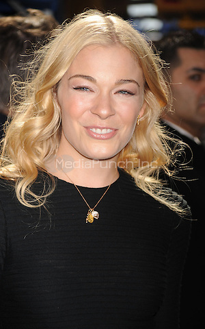 LeAnn Rimes attends the It's Y!ou Yahoo! yodel competition at Military Island, Times Square  in New York City. October 13, 2009. Credit: Dennis Van Tine/MediaPunch