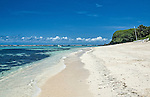 Tokoriki Island beach (Sheraton Resort & Spa) in the Mamanuca's Fiji Islands