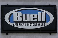 Buell<br /> Los Angeles<br /> October 19 2009<br /> Illustration of an Harley Davidson Buell dealership in Glendale.<br /> Harley-Davidson Inc. announced Thursday that it will shut down the business Buell started, the Buell Motorcycle Co. Erik Buell founded the sport-bike manufacturer in 1983, but it has been a wholly owned subsidiary of Harley since 1998.<br /> Walworth County officials are trying to put together a business deal that would see Erik Buell continue to manufacture motorcycles in the area.<br /> ID revpix91019007