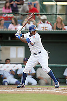 August 16, 2008: Yusuf Carter (29) of the Daytona Cubs at Jackie Robinson Ballpark in Daytons, FL. Photo by: Chris Proctor/Four Seam Images