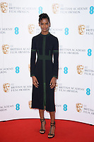 Letitia Wright at the photocall for EE British Academy Film Awards Nominations Announcement, London, UK. <br /> 09 January  2018<br /> Picture: Steve Vas/Featureflash/SilverHub 0208 004 5359 sales@silverhubmedia.com