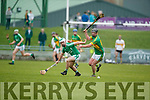 David Goulding Ballyduff in action against  Lixnaw in the Senior County Hurling Final in Austin Stack Park on Sunday