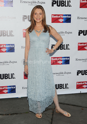 New York, NY- August 5: Donna Murphy attends the Public Theater's Opening Night of King Lear on August 5, 2014 at the Delacorte Theater in Central Park in New York City. . Credit: John Palmer/MediaPunch