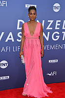 LOS ANGELES, USA. June 07, 2019: Issa Rae at the AFI Life Achievement Award Gala.<br /> Picture: Paul Smith/Featureflash
